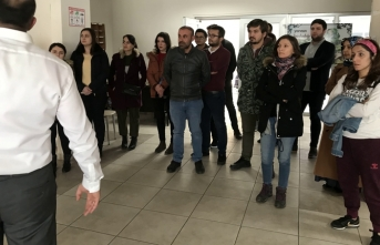 Aday öğretmenler oryantasyon eğitiminde