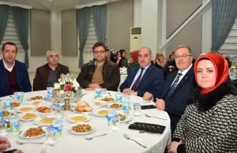 Başkan Kılıç partililerle bir araya geldi