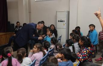 Çocuklar İçin Hijyen Eğitimi'nde Işıksu İle Eğlenceli Anlar