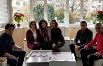 Hacı Zehra Akkoç Kız Anadolu Lisesinden Proje Başarısı