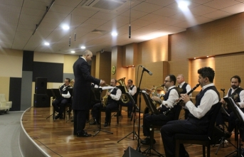 Serdivan Anadolu Lisesi Kent Orkestrasıyla Coştu