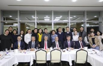 Vali Nayir Kazakistan Bağımsızlık Günü Programına Katıldı