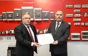 Vali Nayir'den federal elektrik firmasına ziyaret ve teşekkür