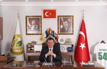 Ferizli; 10 Ocak çalışan gazeteciler günü mesajı