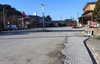 Arifiye Belediyesi Parke Bakım - Onarım Çalışmalarına Devam Ediyor