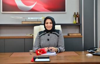 Fazilet Durmuş'un10 Ocak çalışan gazeteciler günü mesajı