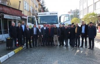 Ferizli belediyesi çöpleri kendi kamyonlarıyla toplayacak