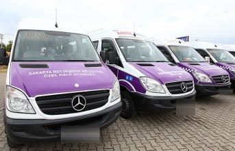 Halk otobüsü esnafının 2019 gelir desteği tamamlandı