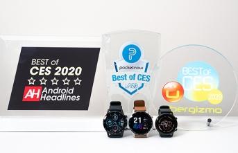 HONOR giyilebilir ürünleriyle CES 2020'ye damga vurdu