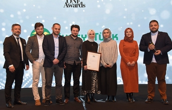 Kuveyt Türk'e Yılın İtibarlısı Ödülü