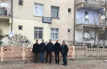 SUBÜ heyeti Elazığ'da