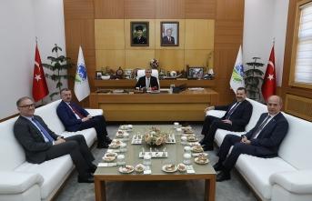 AK Parti belediyeciliği hizmetin adıdır