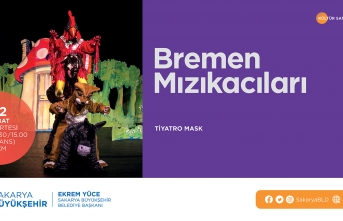 'Bremen Mızıkacıları' çocuklar için sahnelenecek