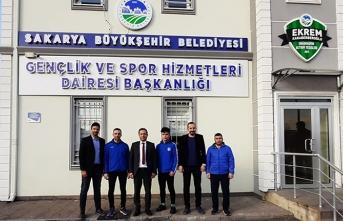 Büyükşehirli Çakır'a milli davet