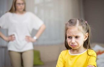 En sinsi şiddet çocuğa küsmektir!