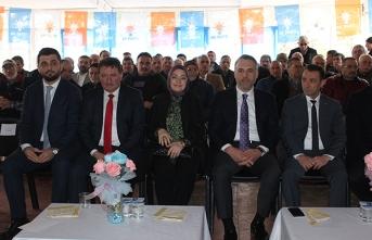 Ferizli Ak Parti ilçe danışma meclis toplantısı yapıldı