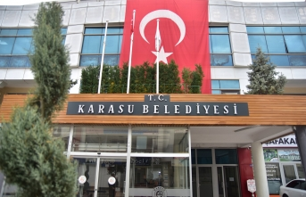 Karasu Türk Bayraklarıyla Donatıldı