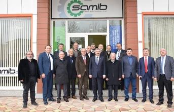 """Makine sektörünün """"Birlik 2020 Buluşması, Sakarya'da gerçekleşti"""