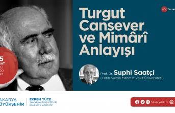 'Turgut Cansever ve Mimari Anlayışı' OSM'de konuşulacak
