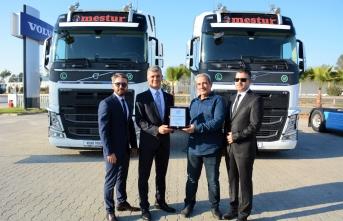 Volvo Trucks, teslimatlarıyla büyüyor