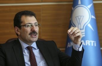 Ak parti genel başkan yardımcısı Ali İhsan YAVUZ korona virüse ilişkin açıklama