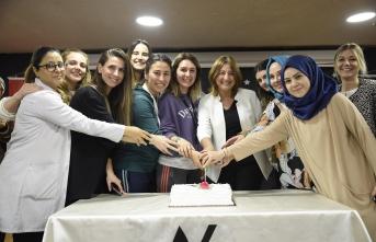 Altınküre'de 8 Mart Dünya Kadınlar Günü Kutlandı