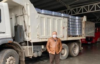 Babaoğlu'ndan karantinadaki vatandaşlara su desteği