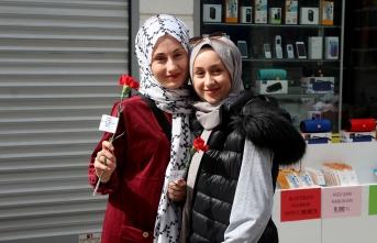 Çözüm Masası'ndan 8 Mart Dünya Kadınlar Günü'nde anlamlı çalışma