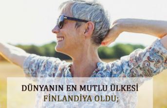 Dünya'nın en mutlu ülkesi finlandiya oldu