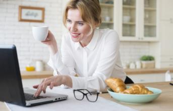 E-GÜVEN'den evden çalışmaya ücretsiz destek