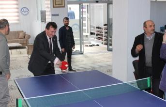 Ferizli'de Diyanet gençlik merkezi açıldı!