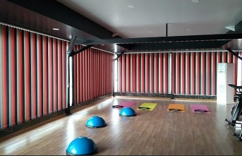 Hendek Gençlik Merkezinde Pilates Salonu Hazır