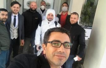 İl Milli Eğitim Hizmet Binası da Dezenfekte Edildi