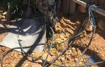 Kablo Hırsızlarını Korono Virüsüde Durduramadı