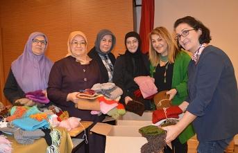 Kaynarcalı kadınlardan yürek ısıtan destek