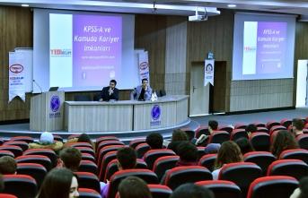 KPSS'de Başarılı Olmanın Püf Noktaları Konuşuldu