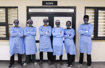SAÜ Diş Hekimliği Fakültesi Koronavirüs Tedbirlerini En Üst Düzeye Çıkardı