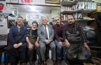Vali Nayir Akyazı'daki Aday Öğretmenlerle Buluştu