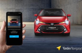 Yandex Navigasyon, güvenli sürüş kampanyası