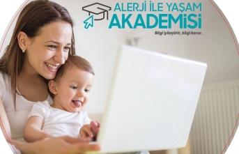 Alerji ile yaşam akademisi'den alerji konusunda bilgilendirici 50 video