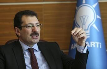 Ali İhsan YAVUZ  yeni doğum hastanesine ilişkin açıklama