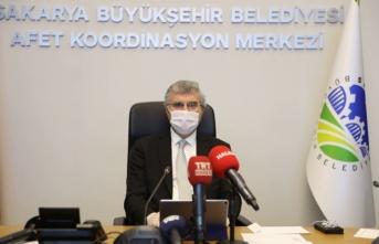Başkan Yüce açıkladı: Türkiye'de bir ilk olan uygulama hizmete alındı