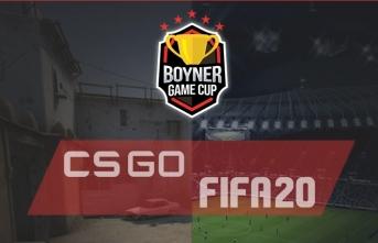 """Boyner'den büyük ödüllü e-spor turnuvası: """"Boyner Game Cup"""""""