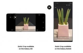 Galaxy S20 serisinin bazı özellikleri güncelleme ile Galaxy S10 serisine geldi!