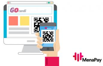 GOcardi kullanıcıları artık MenaPay ile saniyeler içinde ödeme yapabilecek