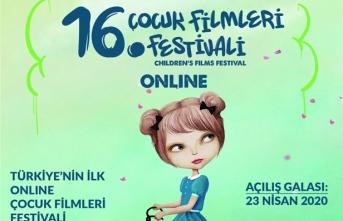 ilk çevrim içi çocuk filmleri festivali 23 nisan'da başlıyor