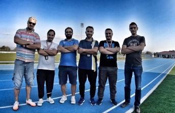 Kapalı Atletizm'deTürkiye'nin En İyisi