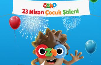Ozmo'dan türkiye'nin ilk online çocuk şöleni