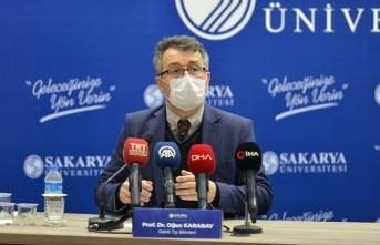 SAÜ Türkiye'de İlk Olarak Covid-19 Test Seti Üretti