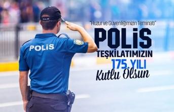Taraklı belediye başkanı İbrahim Pilavcı polis haftası kutlama mesajı yayınladı